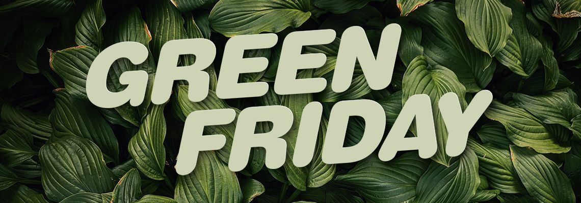 Green Friday 2019 på Hembiobutiken