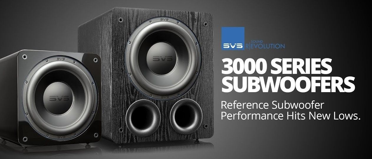 SVS introducerar 3000-serien