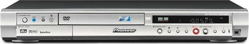 Pioneer DVR-520H