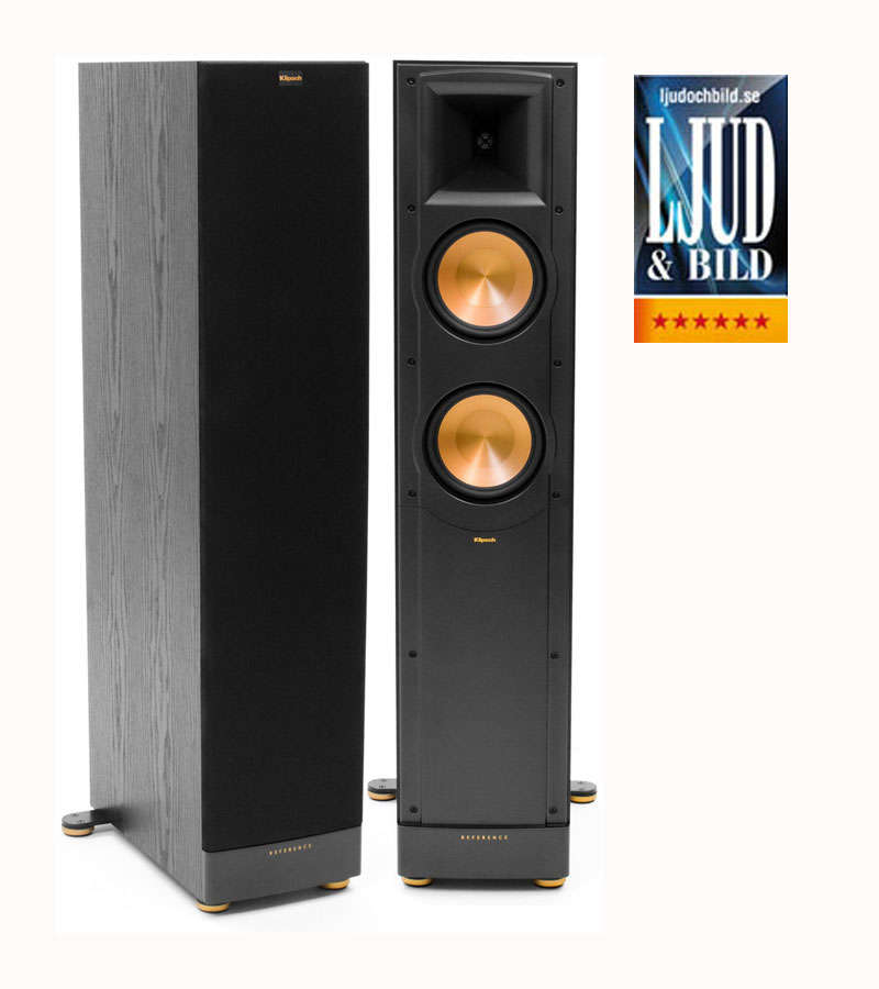 klipsch reference rf 62 ii demo golv h gtalare. Black Bedroom Furniture Sets. Home Design Ideas