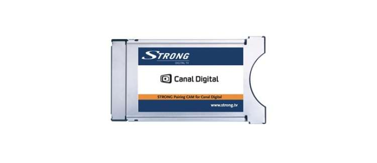Strong CAM Conax Canal Digital CI+
