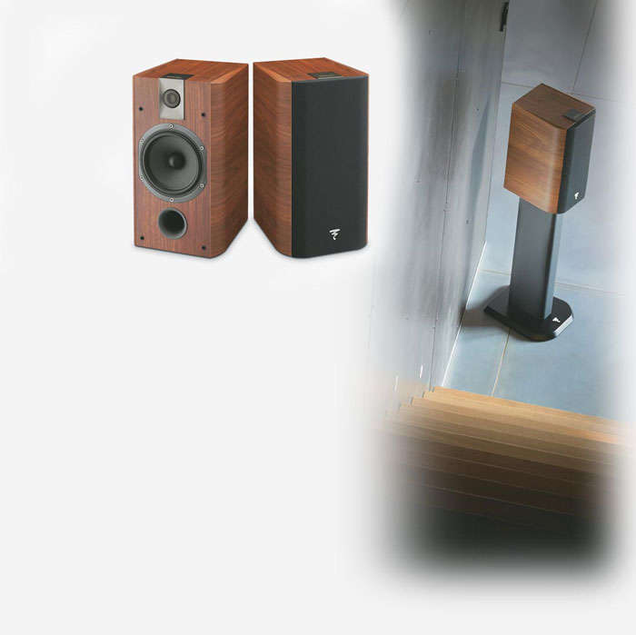 focal chorus 706 stativ h gtalare. Black Bedroom Furniture Sets. Home Design Ideas