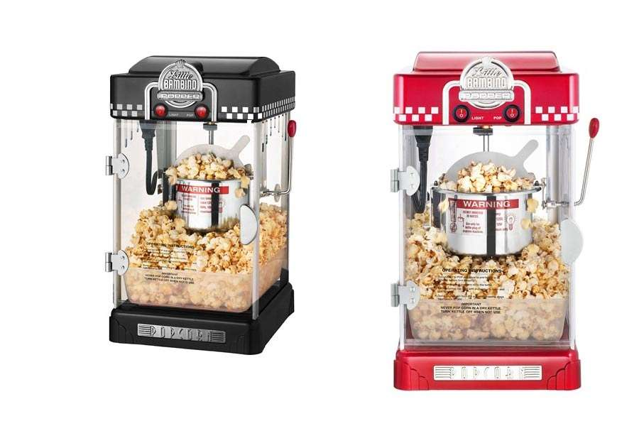 Great Northern Popcorn Popcornmaskin Little Bambino