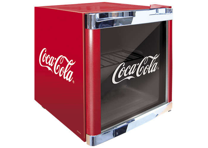 kylskap coca cola m bel f r k k sovrum. Black Bedroom Furniture Sets. Home Design Ideas