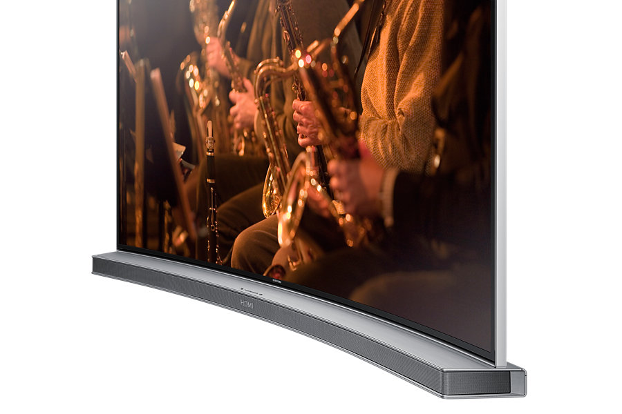 spela in samsung smart tv
