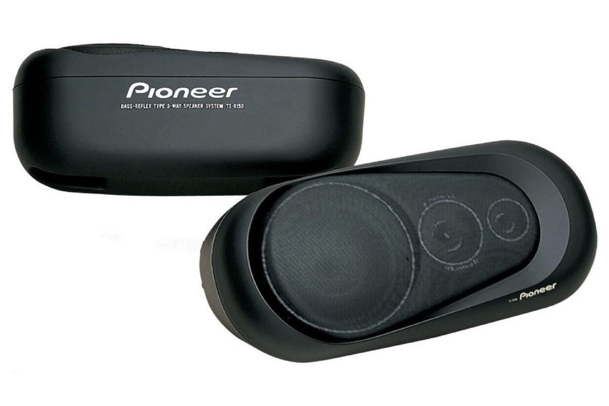 Splitter nya Pioneer TS-X150 - 5.25 tum högtalare - Bilstereo VL-67