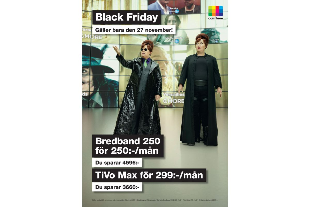 comhem kampanj bredband
