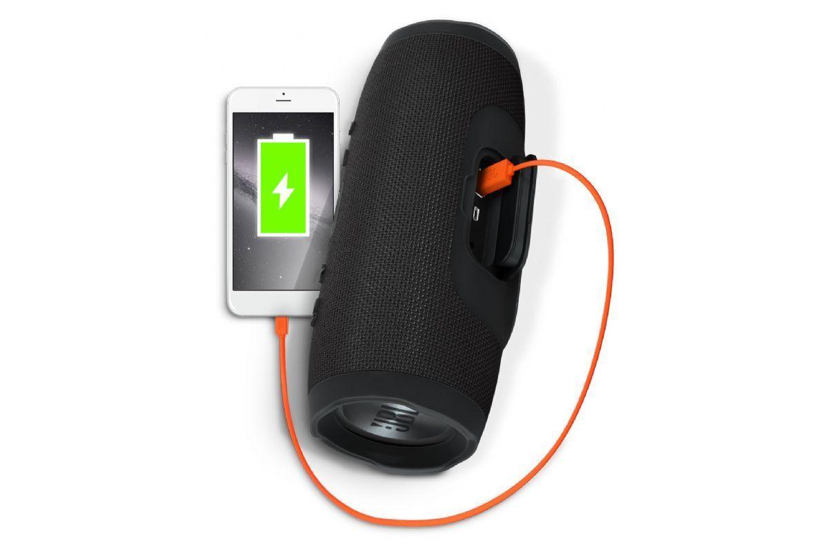 jbl charge 3 tr dl s portabla ljudsystem. Black Bedroom Furniture Sets. Home Design Ideas