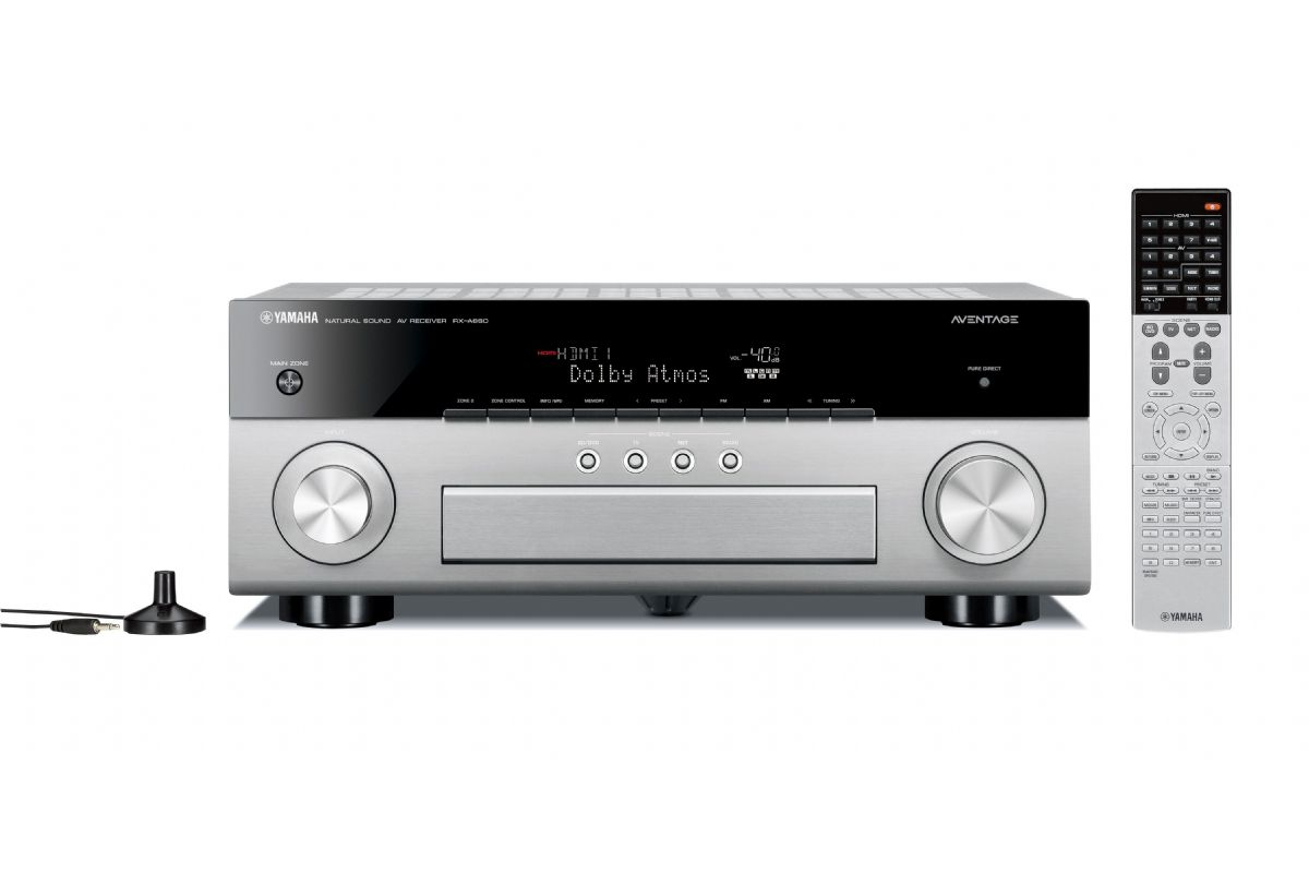 yamaha rx a860 a v receiver f rst rkare. Black Bedroom Furniture Sets. Home Design Ideas