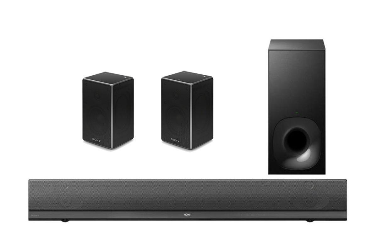 Sony HT-NT5 + SRS-ZR5 paket - Soundbar-paket - System Paket 19fa72b504e5d