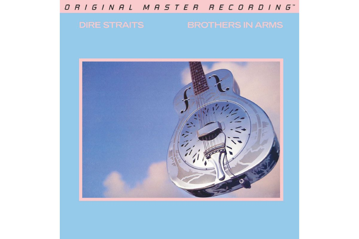 Musik LP Dire Straits - Brothers in Arms