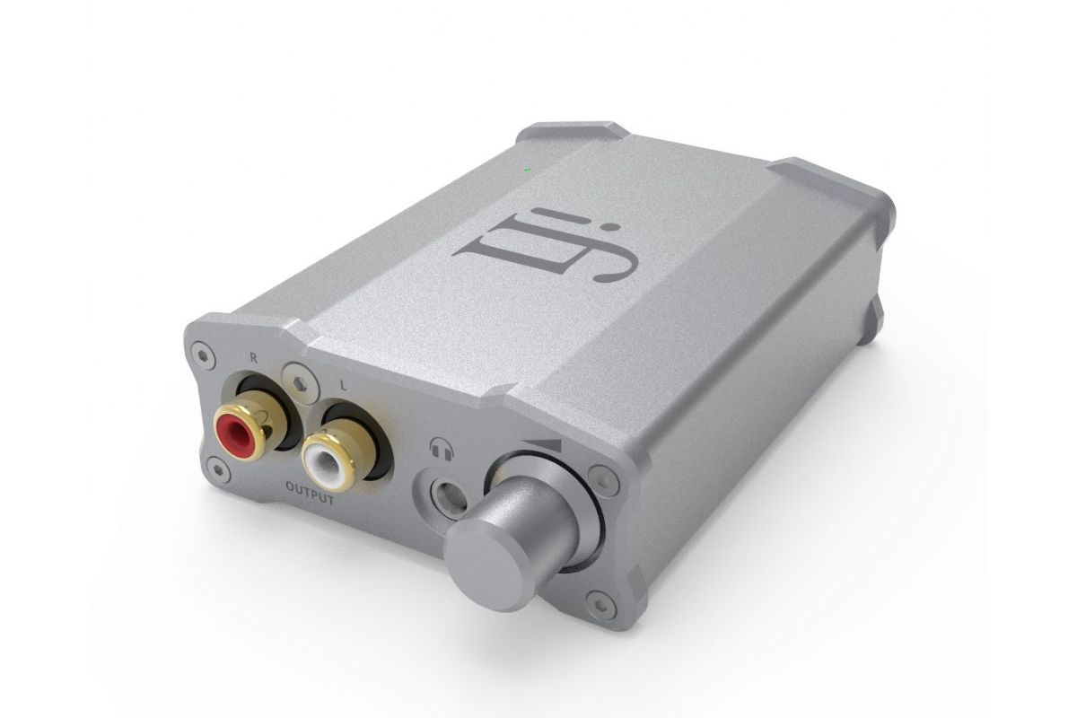 iFi Audio Nano iDSD LE Demo