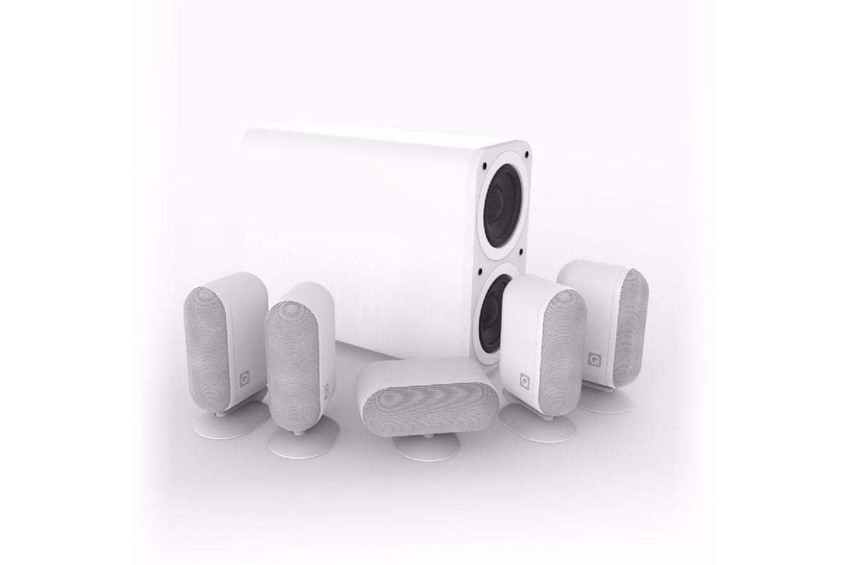 Q Acoustics Q7000i Plus - 5.1-paket - Högtalarpaket f033bccfba573
