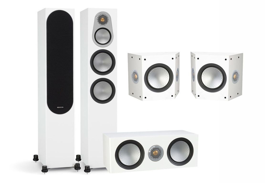 Monitor Audio Silver 300 5.0-paket